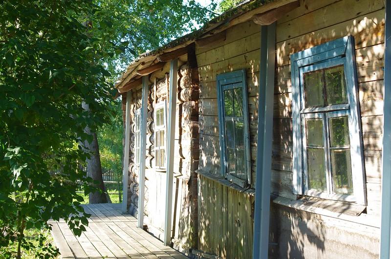 Дом Довлатова, Пушкинские горы, Россия