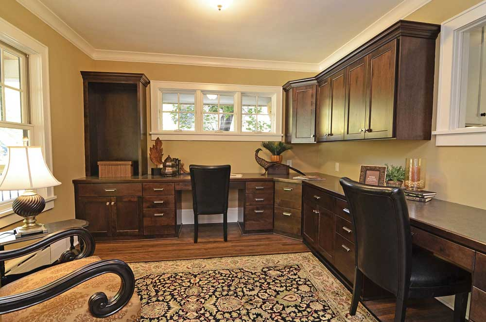 ... home office remodeling ideas - by highmarkb