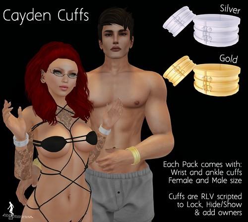 Cayden Cuffs