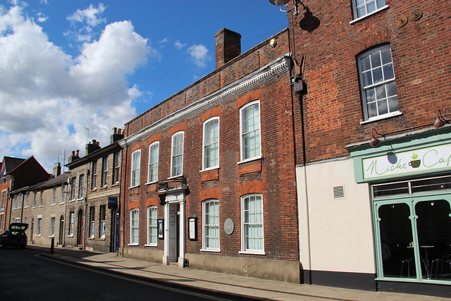 Gainsborough's House, Sudbury, Suffolk
