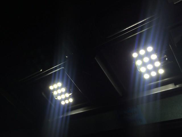 LED 室内灯 T10x31