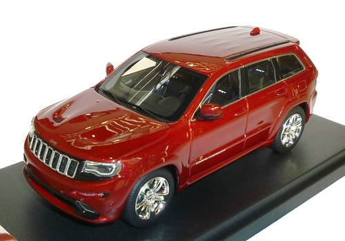 Top Marques Jeep Grand Cherokee SRT