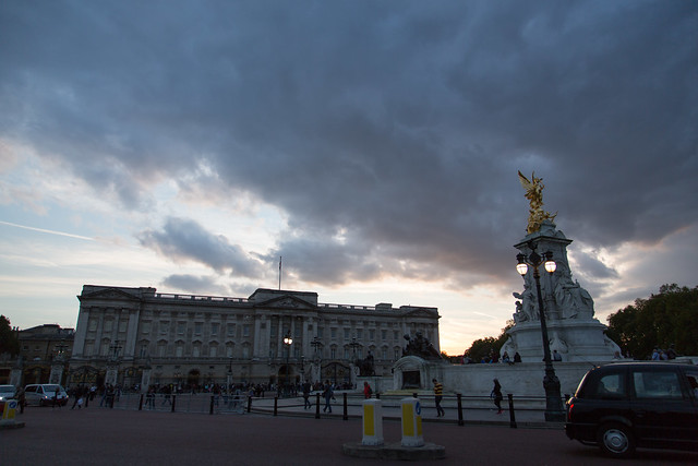 London Magic Hour #夢見た英国文化