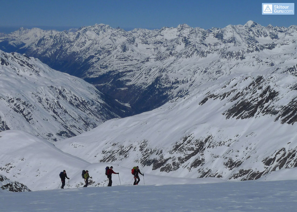 Hinterer Seelenkogel Ötztaler Alpen / Alpi Venoste Österreich foto 13
