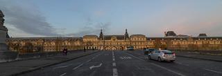 Image of Louvre Palace near Paris 01.