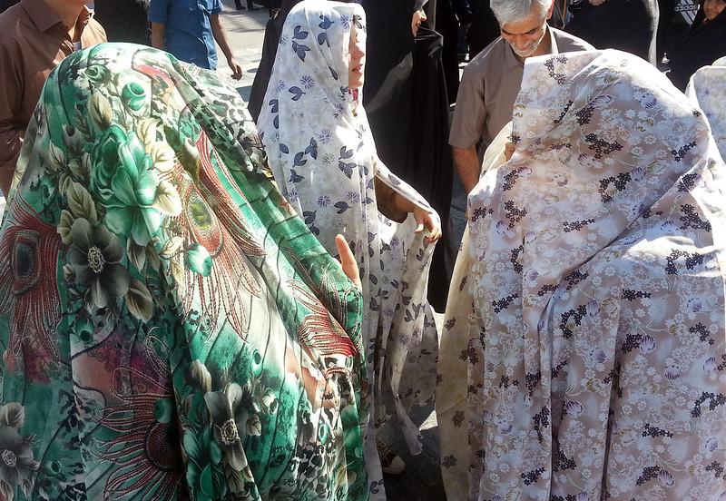 Iran 2015 - 8e imamens grav