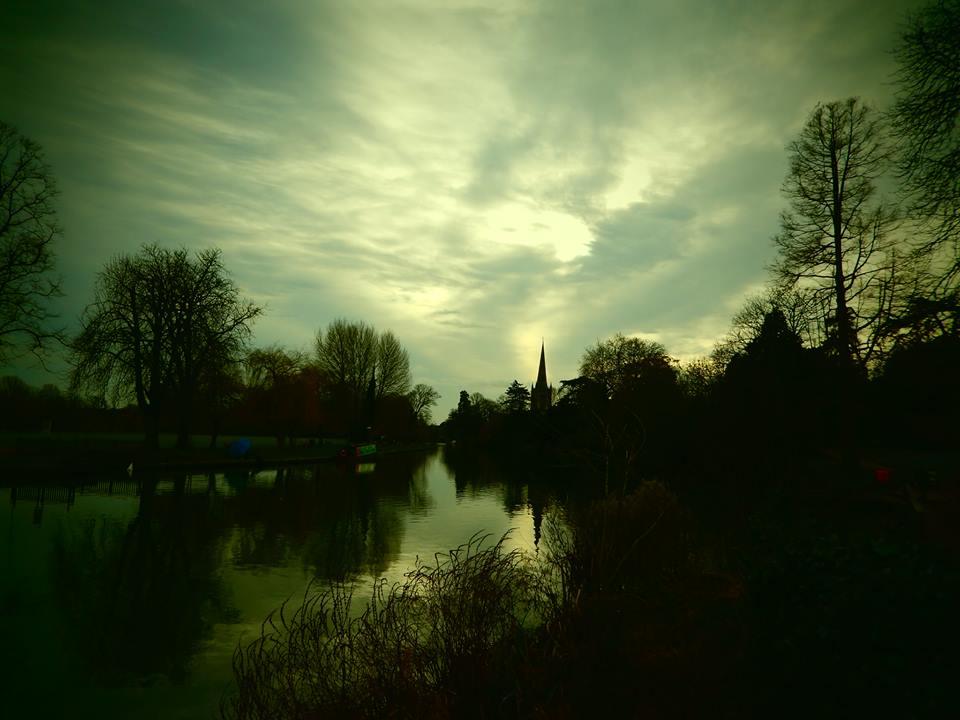 First runner-up: Annie Martirosyan, Holy Trinity Church, Stratford-upon-Avon