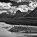 The Athabasca River and a Mountain View (Jasper National Park) by thor_mark 