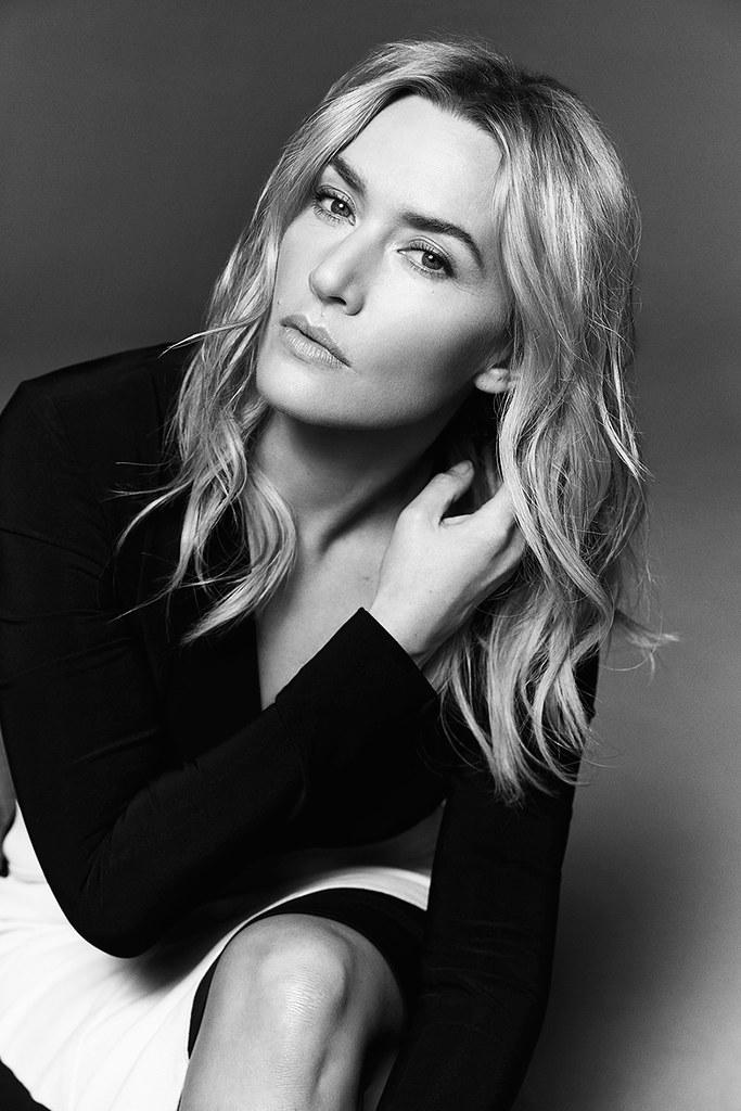 Кейт Уинслет — Фотосессия для «The Hollywood Reporter» 2015 – 2