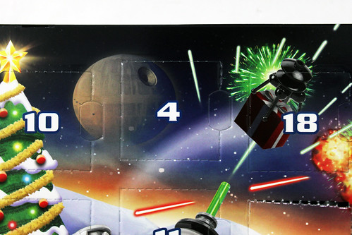 LEGO Star Wars 2015 Advent Calendar (75097)