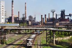 Metal works (Металлургический завод)