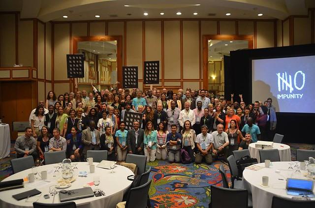 IFEX Network, Trinidad 2015
