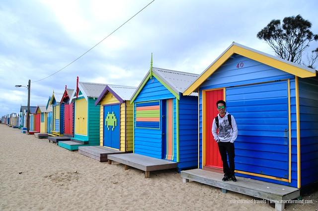 marxtermind at Brighton Beach