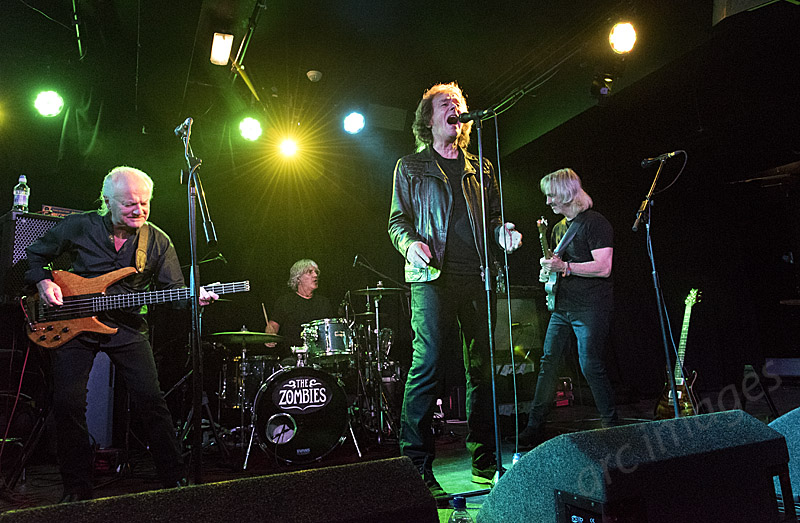 The Zombies, The Academy, Manchester