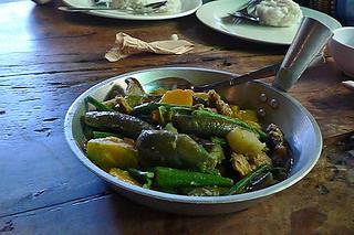 Ilocos Sur - Hidden Garden Lilong Lilang pinakbet