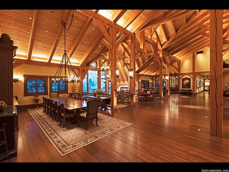 Самый красивый дом Юты внутри