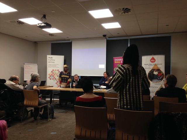 Disability Inclusive Development / Datblygu sy'n Cynnwys Anabledd