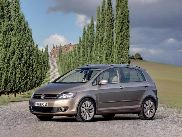Субкомпактвэн Volkswagen Golf Plus. 2009 - 2014 годы