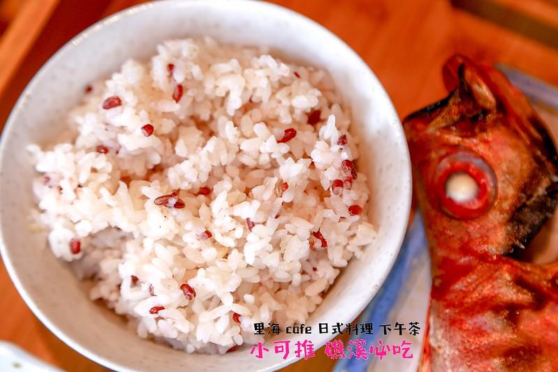 里海 cafe'【礁溪必吃美食】里海cafe':餐廳 漁獲料理 和風定食 咖啡 下午茶,礁溪泡湯後的聚餐選擇
