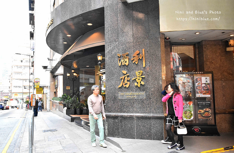 香港銅鑼灣住宿利景酒店45