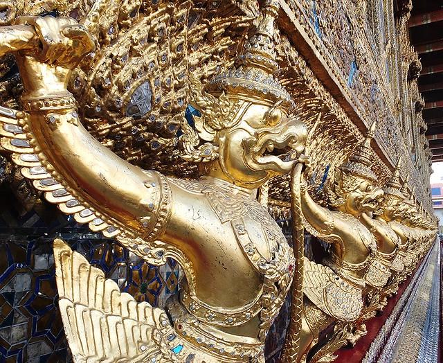Wat Phra Kaew, images, Fujifilm FinePix F770EXR