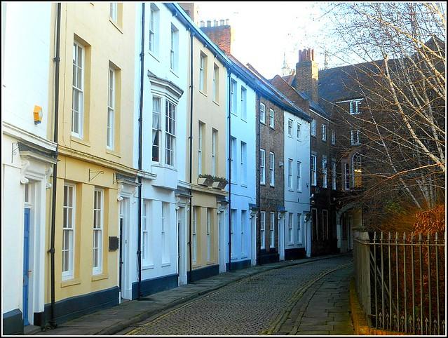 Prince Street in Hull...