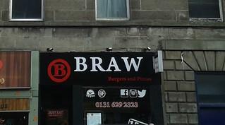 Braw burgers