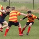 U15 v's West of Scotland (home) Feb 2017