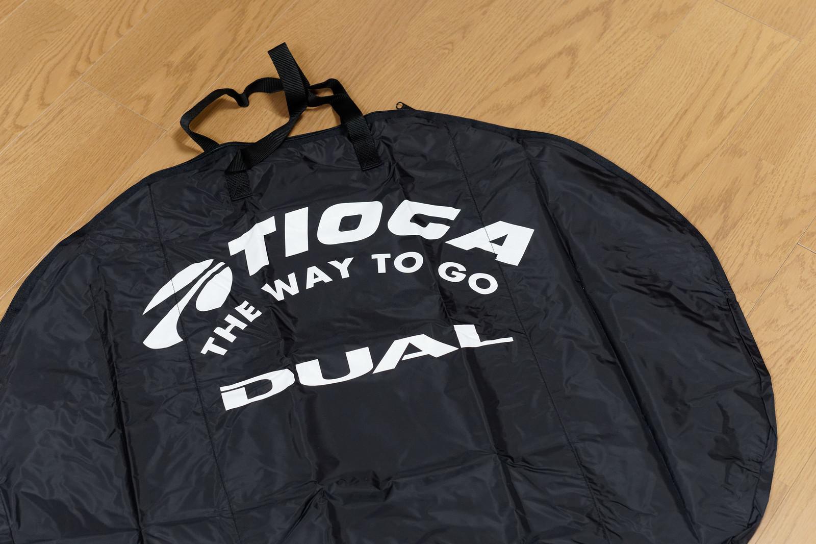 TIOGA WHEEL BAG