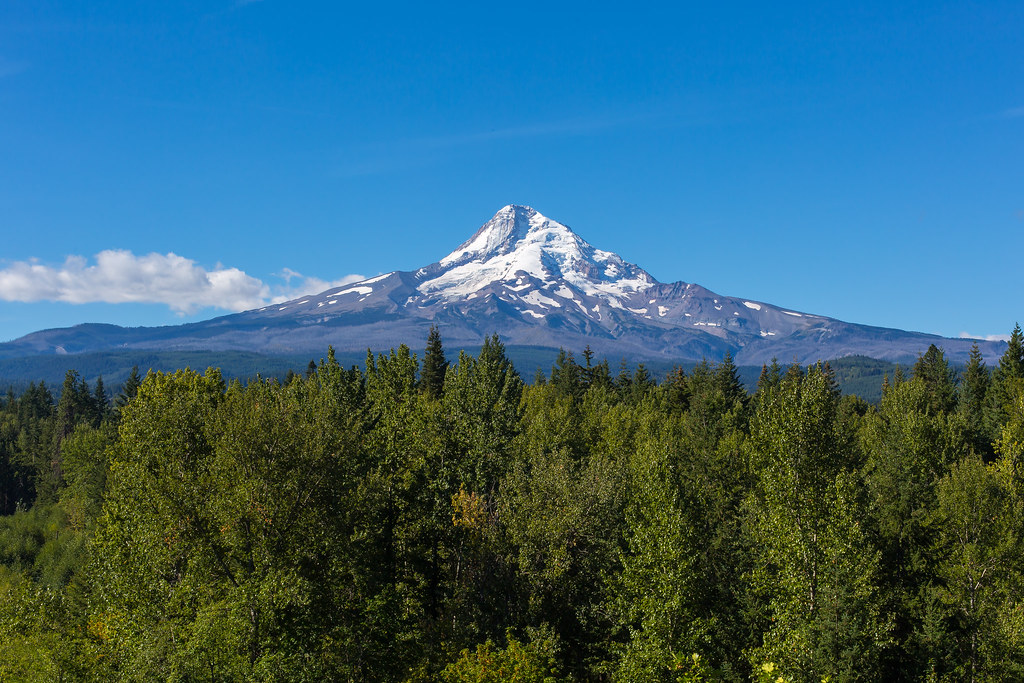 Oregon. Mount Hood