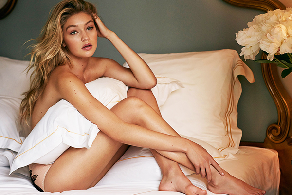 Gigi Hadid By Sebastian Faena For Vanity Fair September 2015