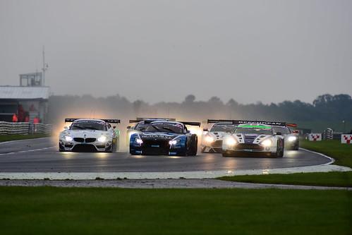 Avon Tyres British GT Championship, Snetterton 2015
