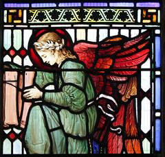 angel by Robert Anning Bell, 1921