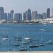 San Diego Skyline by mojave955