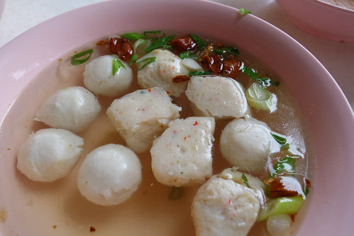 Whitley Road Fish Ball Soup - Aug 2015