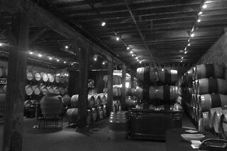 Del Dotto Vineyards Historic Winery and Caves - More barrels