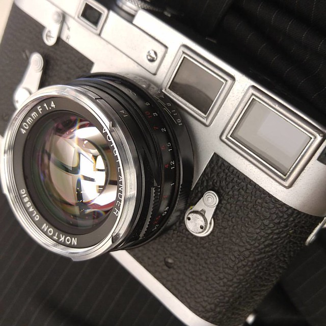 Leica M3 Double Stroke 入手