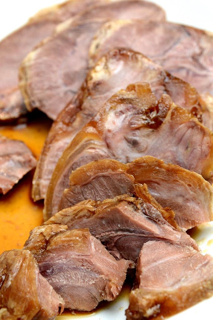 馥家莊 - 老滷豬腱肉