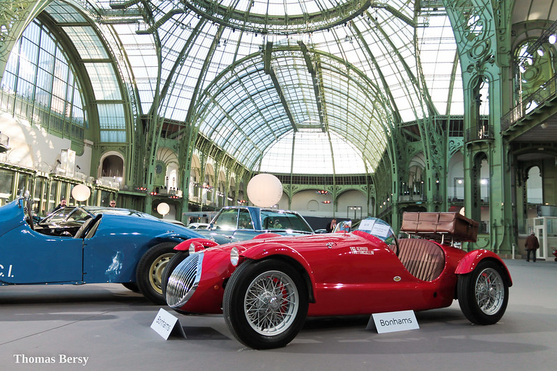 [75][04 au 08/02/2015] 40ème Salon Retromobile - Page 17 21176604676_d4fc731b60_c
