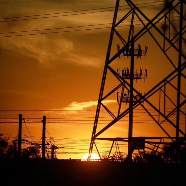 sunset moment #ig_capture #ig_today #mychinagram #McgPro #Magicpic