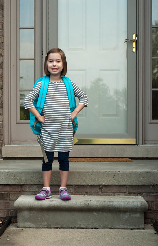 First Day of Kindergarten-12