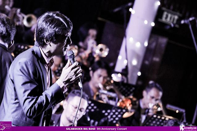 Salamander Big Band 9th Anniversary Concert (7)