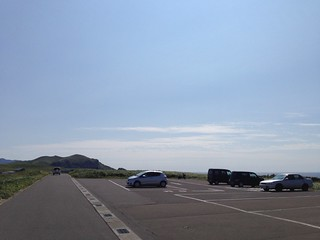 rebun-island-sukoton-cape-parking