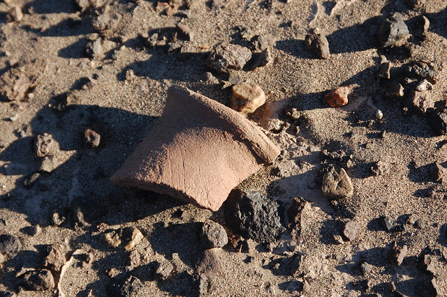 Ancient Pottery, Atacama Desert, Tarapacá, Chile