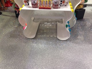 Dylan's Candy Bar: Shiny Floor