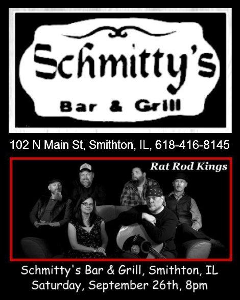 Schmitty's Bar & Grill 9-26-15