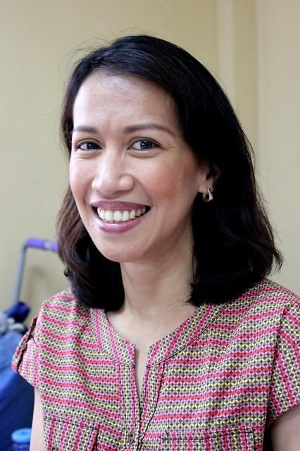 Tacloban City Municipal Engineer Rosalie Canuda