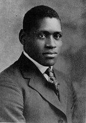 Paul Robeson, Rutgers Sophomore
