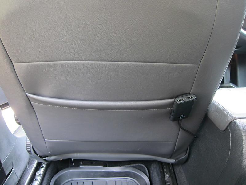 Belkin Road Rockstar - Rear Seat