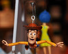 Toy Story Woody Hallmark Xmas Ornament NYCC 2015 by Mike Rogers Pix